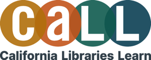California Libraries Learn logo