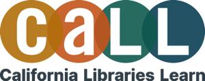 California Libraries Learn (CALL) logo