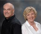Photo of George Needham and Joan Frye Williams