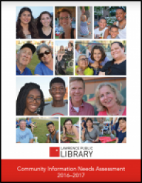 lawrence public library brochure